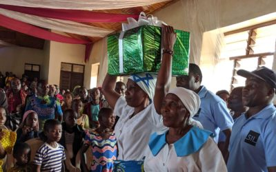 Wycliffe bijbelvertalers Pangwa